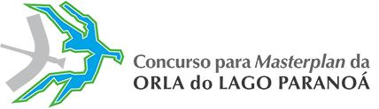 Logo - Concurso Masterplan Orla do Lago Paranoá
