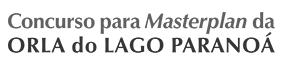 Logo - Concurso para Masterplan da Orla do Lago Paranoá